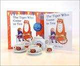 The Tiger Who Came to Tea – China Tea Set