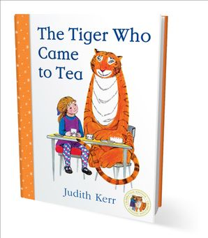 The Tiger Who Came to Tea Hardcover Special Limited edition by