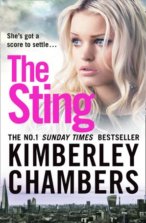 The Sting Paperback  by Kimberley Chambers