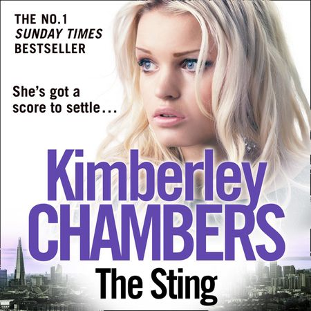 The Sting - Kimberley Chambers, Read by Annie Aldington