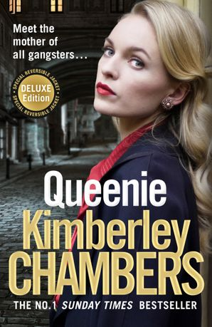 Queenie Hardcover  by Kimberley Chambers