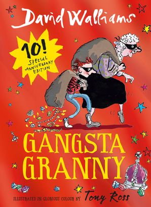 Gangsta Granny Hardcover  by David Walliams