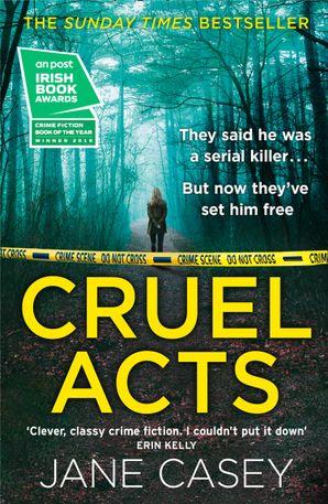 Cruel Acts (Maeve Kerrigan, Book 8)