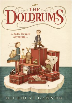 The Doldrums Paperback  by