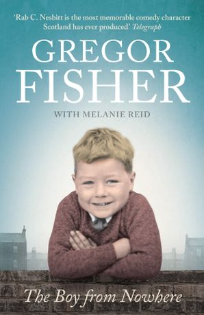 The Boy from Nowhere Paperback  by Gregor Fisher