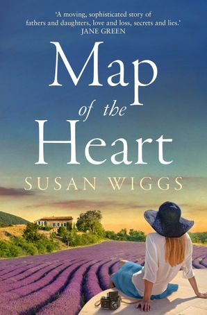 Map of the Heart Paperback  by Susan Wiggs