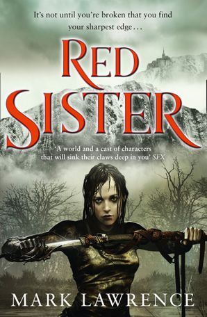 Red Sister (Book of the Ancestor, Book 1) Paperback  by Mark Lawrence