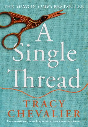 A Single Thread Hardcover  by
