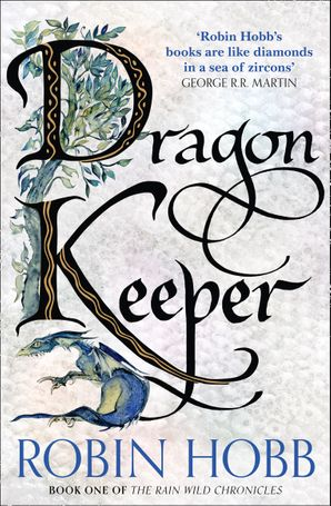 Dragon Keeper Paperback  by Robin Hobb