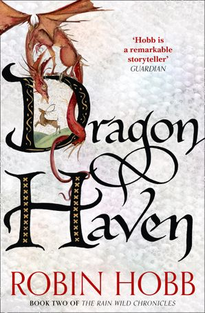 Dragon Haven Paperback  by Robin Hobb