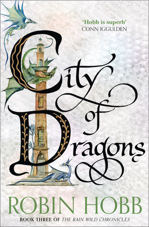 City of Dragons Paperback  by Robin Hobb