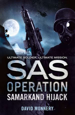 Samarkand Hijack (SAS Operation) eBook  by David Monnery