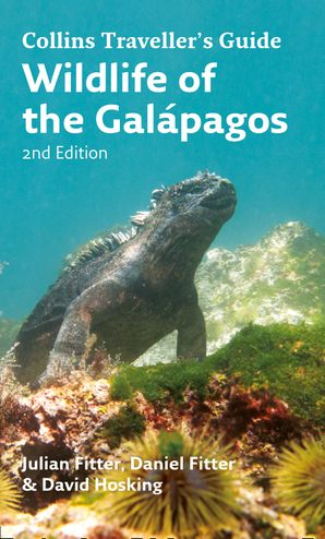 Wildlife of the Galapagos (Traveller's Guide) Paperback Revised edition by Julian Fitter