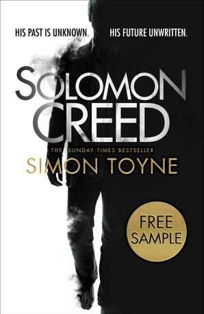 Solomon Creed (free sampler) eBook  by