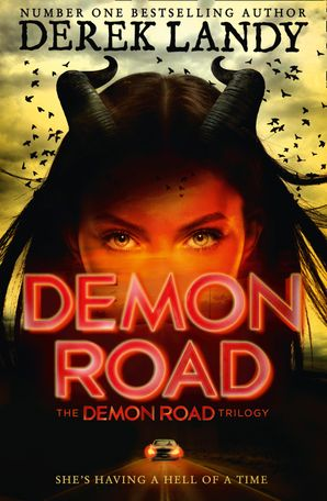 Demon Road (The Demon Road Trilogy, Book 1) Paperback  by Derek Landy