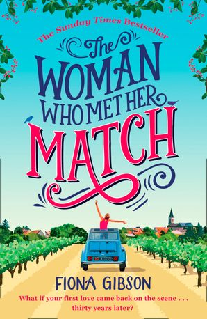 The Woman Who Met Her Match Paperback  by