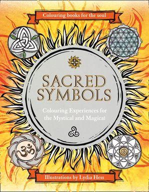 Sacred Symbols Hardcover  by Lydia Hess