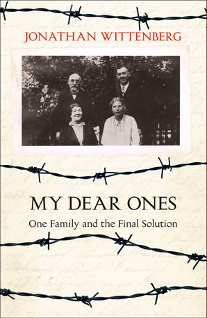 My Dear Ones Paperback  by Jonathan Wittenberg