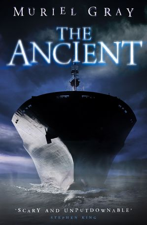 The Ancient Paperback  by Muriel Gray