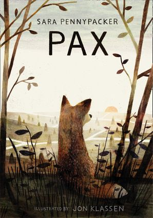 Pax Paperback  by Sara Pennypacker