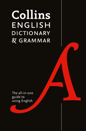 Collins English Dictionary and Grammar  Paperback  by Jeremy Butterfield
