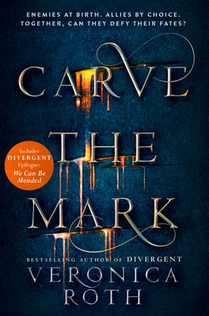 Carve the Mark (Carve the Mark, Book 1) Paperback  by Veronica Roth