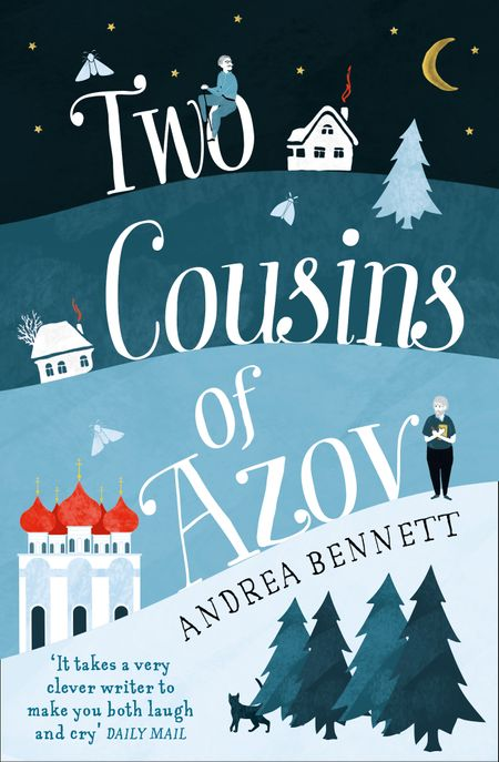 Two Cousins of Azov - Andrea Bennett