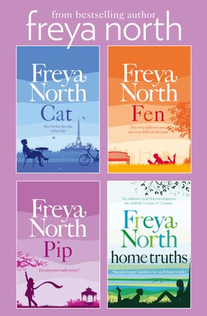 The McCabe Girls Complete Collection: Cat, Fen, Pip, Home Truths
