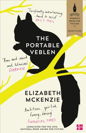The Portable Veblen Paperback  by Elizabeth McKenzie