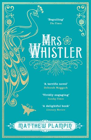 Mrs Whistler Paperback  by