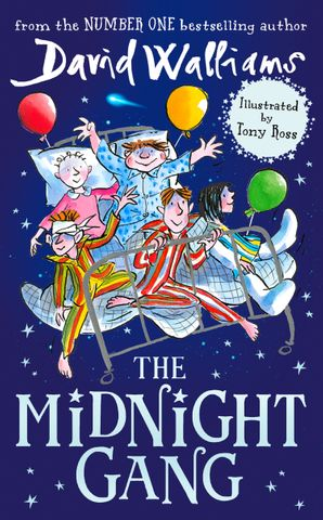 The Midnight Gang Paperback  by