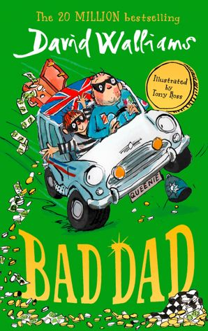 Bad Dad Paperback  by David Walliams