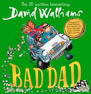 Bad Dad  Unabridged edition by No Author