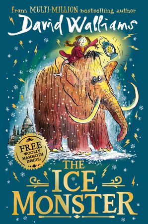 The Ice Monster Hardcover  by David Walliams