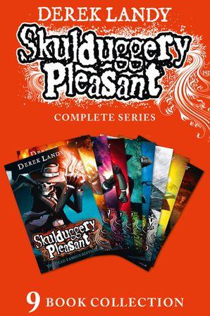 skulduggery-pleasant-books-1-9