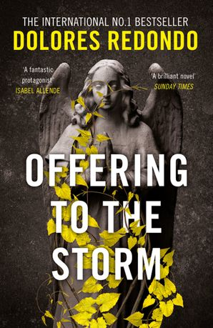 Offering to the Storm Paperback  by Dolores Redondo