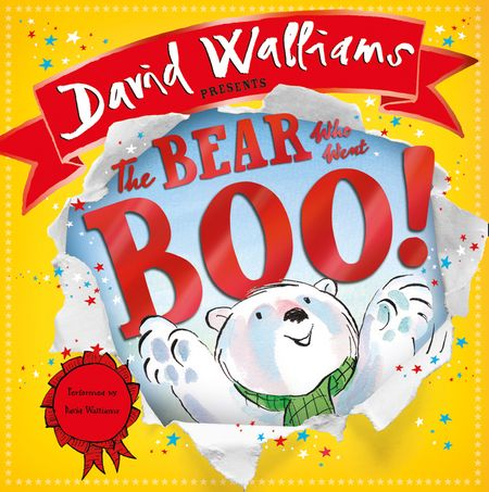 The Bear Who Went Boo! by David Walliams, Performed by David Walliams -