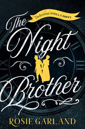 The Night Brother Paperback  by
