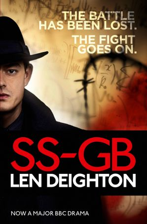 SS-GB Paperback TV tie-in edition by Len Deighton