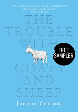 The Trouble with Goats and Sheep (free sampler) eBook ePub edition by Joanna Cannon