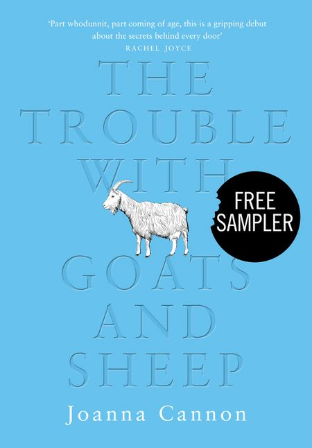 The Trouble with Goats and Sheep (free sampler) - Joanna Cannon