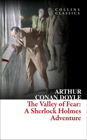 The Valley of Fear Paperback  by Sir Arthur Conan Doyle