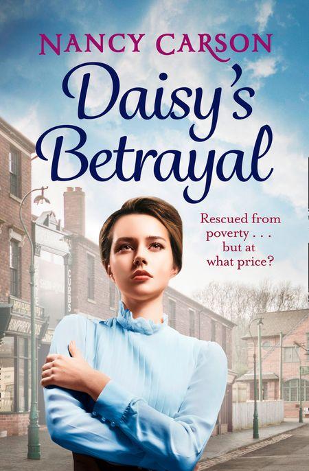 Daisy's Betrayal - Nancy Carson