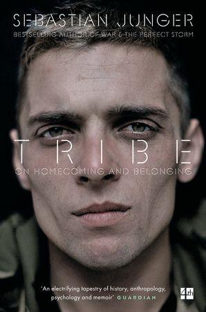 Tribe Paperback  by Sebastian Junger