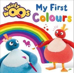 My First Colours Board book  by No Author