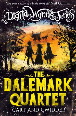 Cart and Cwidder (The Dalemark Quartet, Book 1) eBook  by Diana Wynne Jones