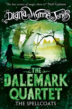 The Spellcoats (The Dalemark Quartet, Book 3) eBook  by Diana Wynne Jones