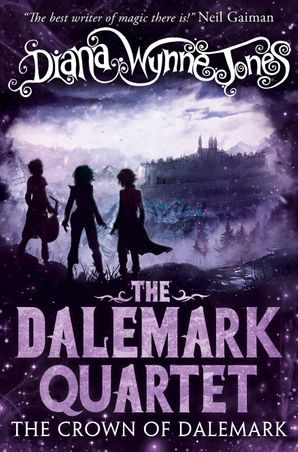 The Crown of Dalemark (The Dalemark Quartet, Book 4) Paperback  by Diana Wynne Jones