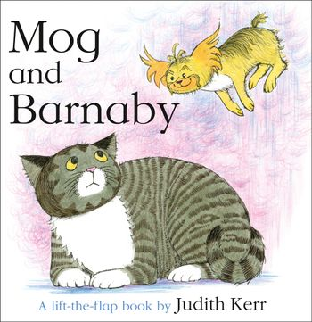 Mog and Barnaby - Judith Kerr, Illustrated by Judith Kerr