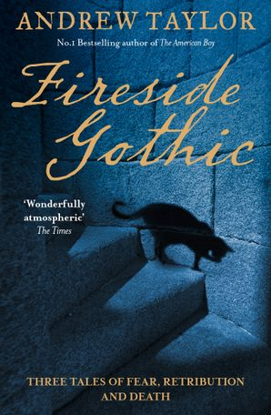 Fireside Gothic Paperback  by Andrew Taylor